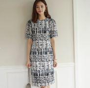 Váy liền thân Mayddle Hàn Quốc 280559