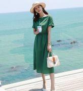 Váy liền thân Mayddle Hàn Quốc 280560