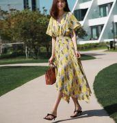 Váy liền thân Mayddle Hàn Quốc 280561