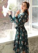 Váy liền thân Styleonme Hàn Quốc 290510