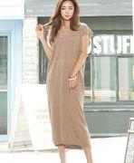 Váy liền thân Flower Hàn Quốc 20651