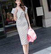 Váy liền thân Dint Hàn Quốc 10634