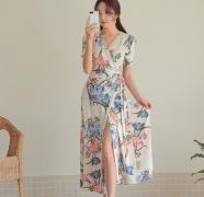 Váy liền thân Mari Hàn Quốc 90626