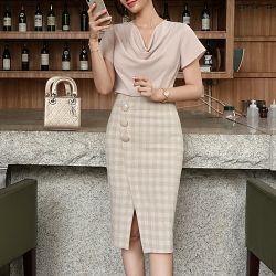 Chân váy dressrom Hàn Quốc 1407449