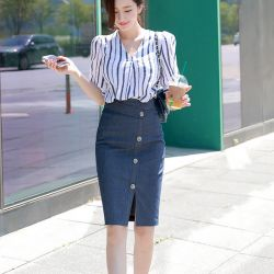 Chân váy dressrom Hàn Quốc 1407455