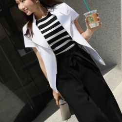 Áo khoác nữ Styleome Hàn Quốc 260795