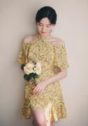 Váy liền thân Milkcocoa Hàn Quốc 140826