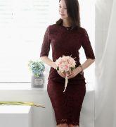 Váy liền thân Codishe Hàn Quốc 160855