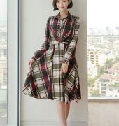 Váy liền thân Berry Hàn Quốc 220850