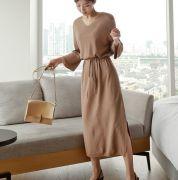 Váy liền thân Berry Hàn Quốc 220851