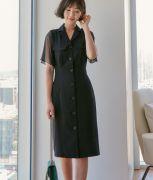 Váy liền thân Berry Hàn Quốc 220853