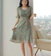 Váy liền thân Berry Hàn Quốc 220854