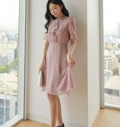 Váy liền thân Berry Hàn Quốc 220856