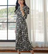 Váy liền thân Berry Hàn Quốc 220857