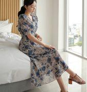 Váy liền thân Berry Hàn Quốc 220859