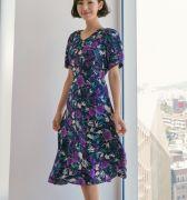 Váy liền thân Berry Hàn Quốc 220861