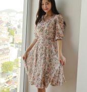 Váy liền thân Berry Hàn Quốc 220862