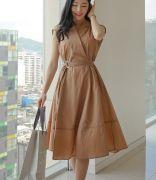 Váy liền thân Berry Hàn Quốc 220864