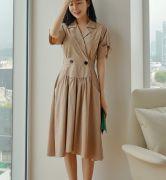 Váy liền thân Berry Hàn Quốc 220865