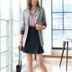 Áo khoác nữ Styleome Hàn Quốc 230854