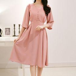 Váy liền thân Oran Hàn Quốc 27089928