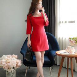 Váy liền thân Fiona Hàn Quốc 070952