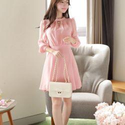 Váy liền thân Fiona Hàn Quốc 070953