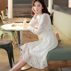 Váy liền thân Fiona Hàn Quốc 070956