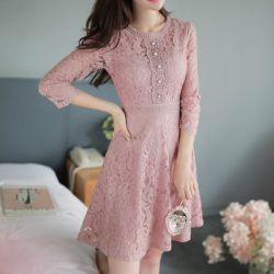Váy liền thân Fiona Hàn Quốc 070958