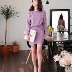 Váy liền thân Fiona Hàn Quốc 070961
