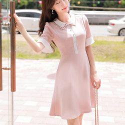 Váy liền thân Fiona Hàn Quốc 07092