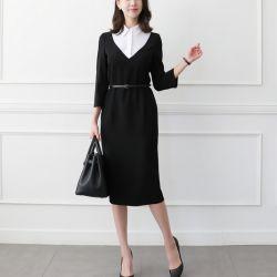 Váy liền thân Codishe Hàn Quốc 070993