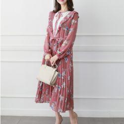 Váy liền thân Codishe Hàn Quốc 070996