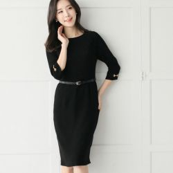 Váy liền thân Codishe Hàn Quốc 07099113