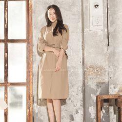 Váy liền thân Flower Hàn Quốc 180981