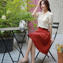 Áo len nữ Styleome Hàn Quốc 200935