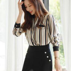 Áo sơ mi Styleonme Hàn Quốc 250919
