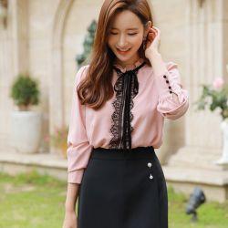 Áo sơ mi Styleonme Hàn Quốc 250923