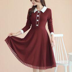 Váy liền thân Styleonme Hàn Quốc 250932