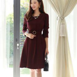 Váy liền thân Styleonme Hàn Quốc 250934
