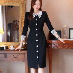 Váy liền thân Styleonme Hàn Quốc 250935