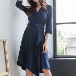 Váy liền thân Styleonme Hàn Quốc 250936