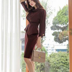 Váy liền thân Styleonme Hàn Quốc 250939