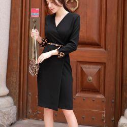 Váy liền thân Styleonme Hàn Quốc 250942