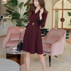 Váy liền thân Styleonme Hàn Quốc 250943