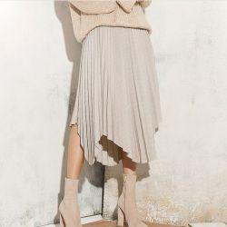 Chân váy Flower Hàn Quốc 071058