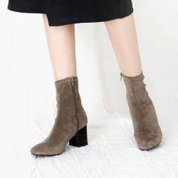 Boots cổ thấp Sovo Hàn Quốc 101073