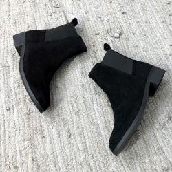 Boots cổ thấp Sovo Hàn Quốc 101079