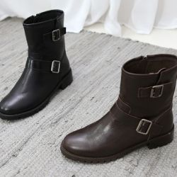 Boots cổ thấp Sovo Hàn Quốc 101080