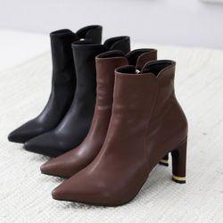 Boots cổ thấp Sovo Hàn Quốc 101082